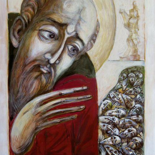 St Fillan - Healer of Emotional Struggles