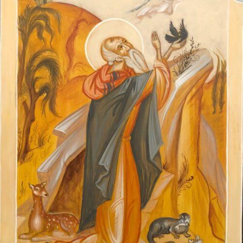 St Kevin of Glendalough