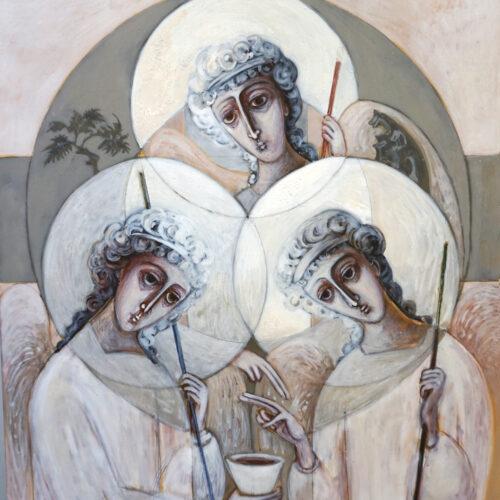 Holy Trinity - Celtic Cross